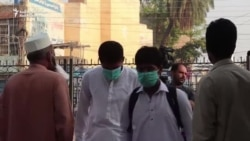 Students Across Pakistan Return To Classes After Six-Month Break