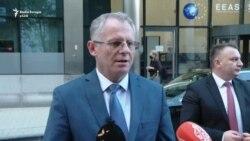 Bislimi: Po presim që edhe pala serbe të pajtohet për targat