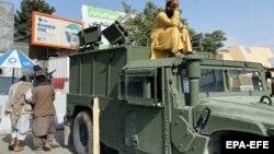 کابل کې وسله وال طالبان
