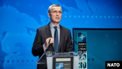 Йенс Столтенберг, дабири кулли НАТО
