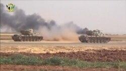 Türkiyə Suriyaya əlavə tanklar yeritdi
