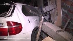 Автокатастрофа в центрі Одеси сталася через перегони