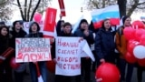 Navalny Supporters Protest Across Russia