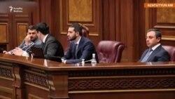 Gorus yolundan görüntülər: Erməni deputatlar cavab tələb edir