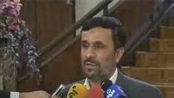 نخستین واکنش احمدینژاد به دستگیری چهرههای نزدیک به خود