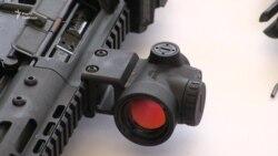 Нацгвардія випробовує перші гвинтівки українсько-американського виробництва