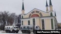Центральная соборная мечеть Саранска