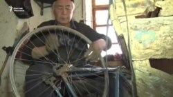 Велосипед оңдогон баткендик азиз уста