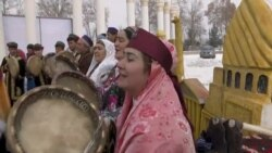 Таҷлили ҷашни Сада дар Тоҷикистон
