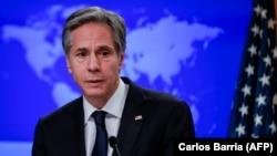 Американскиот државен секретарЕнтони Блинкен