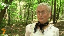 Ніна Багінская: «Сьцягі я шыю сама»