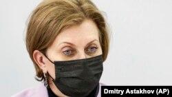 Главный санитарный врач России Анна Попова