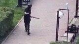 Так званий «стрілок», як повідомляють російські силовики, першокурсник Пермського університету ТимурБекмансуров. 20 вересня 2021 року