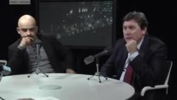 Владимир Фесенко и Мустафа Найем. Вечером 17 февраля о ситуации в Украине
