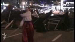 """Ukrayna müxalifəti: """"Əsgər, qərar ver. Xalqın, yoxsa hakimiyyətin yanındasan?"""""""