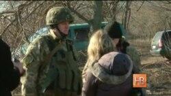Штаб АТО показал журналистам «сбитый российский беспилотник»