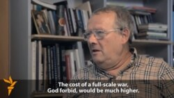 Adam Michnik: 'We Must Stop Putin'