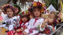 Парад вишиванок у Києві