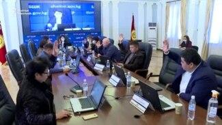 Боршайком: парламенттик шайлоо 20-декабрда өтөт