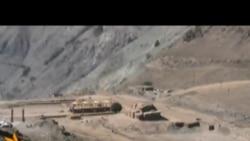 Кашфи шаҳри Карон дар Дарвоз