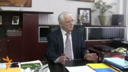 Leonid Kravchuk: 'You've Turned The World On Its Head!'