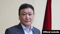 Жылдызбек Турганбаев.
