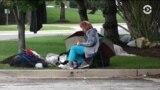 Как в США помогают бездомным: репортаж из Вирджинии