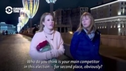 Ksenia Sobchak:mă lupt pentru tranziția puterii