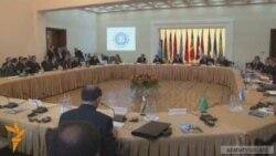 ԱՊՀ պետությունների ՆԳ նախարարների խորհրդի նիստը՝ Երեւանում