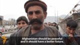 Vox Pop: Afghan Voters Share Hopes For Peace And Stability