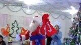 Новий рік на Донбасі по обидва боки фронту