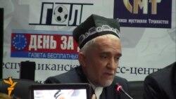 Нишасти раҳбарони Кумитаи умури дини Тоҷикистон