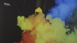 У Києві відкрилась виставка про ЛГБТ на війні – відео