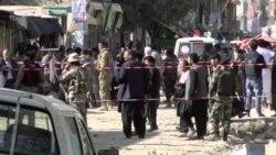 دانش: در حمله انتحاری در نزدیک یک تکیه خانه در کابل ۵ تن کشته شدند