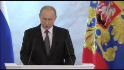Владимир Путин об Украине