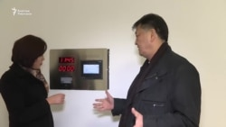 Батыралиев показал построенную за счет гранта Турции современную клинику