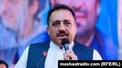 د بلوچستان نوی ګورنر سید ظهور اغا