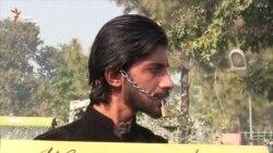 У Пакистані журналісти мітингували за свободу слова в країні (відео)