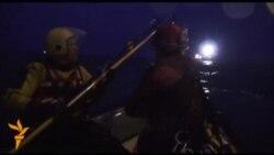 Представники Greenpeace повідомили про штурм їх криголама в Печорському морі