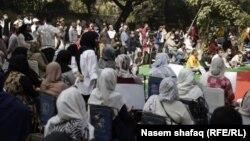 تحصن شماری از پناهجویان افغانستان در هند