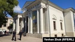 Кинотеатр «Украина», Севастополь