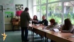 Гласање во првиот круг од претседателските избори