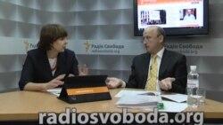 Голова ВККА Володимир Висоцький в ефірі Радіо Свобода
