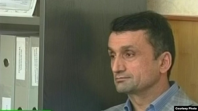 Once a high-flyer, Tajik businessman Zayd Saidov's life has unraveled with startling rapidity. (file photo)