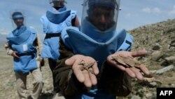 ماین پاکۍ مؤسسه وايي تر ۲۰۲۳ به افغان خاوره په بشپړه توګه له ماینونو پاکه شي