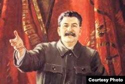 İosif Stalinin portreti