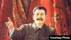 Third place for Josef Stalin