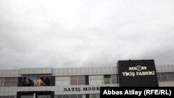 «Akkord» şirkətinin Tikiş Fabriki