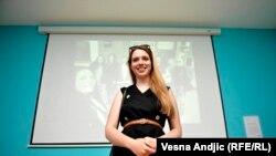 Natalija Nikolić, učesnica projekta
