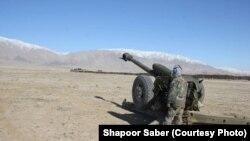 آرشیف، نیروهای افغان حین اجرای عملیات نظامی در ولایت هرات